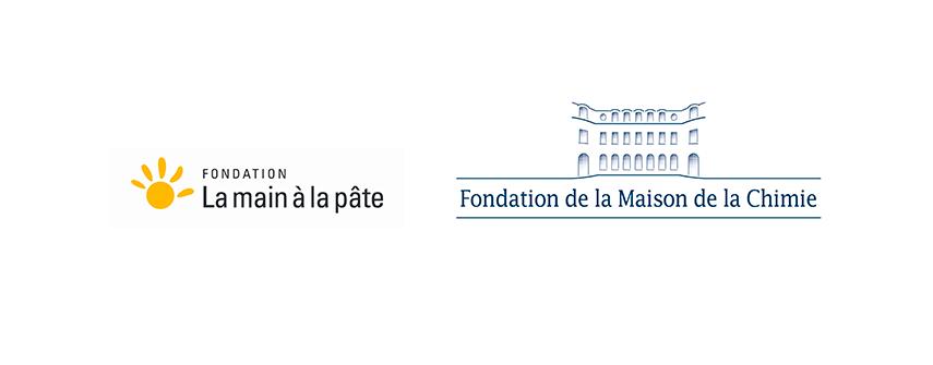 Logos De La Main A La Pate Et De La Fondation De La Maison De La Chimie Maison De La Chimie